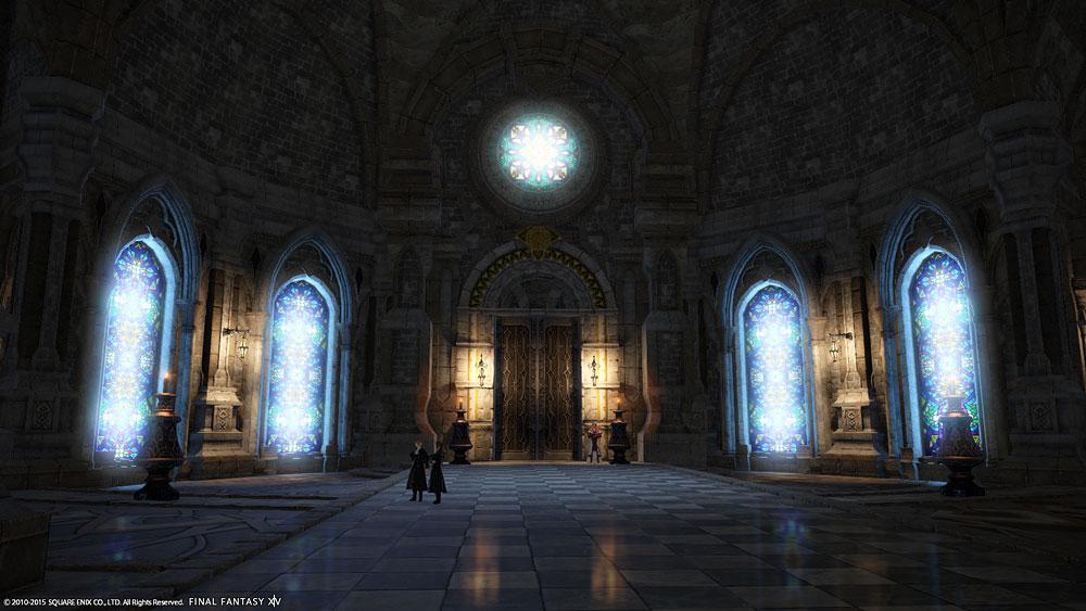 聖レマノー大聖堂(イシュガルド...